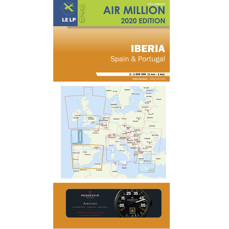 Air Million Iberia VFR - version 2020