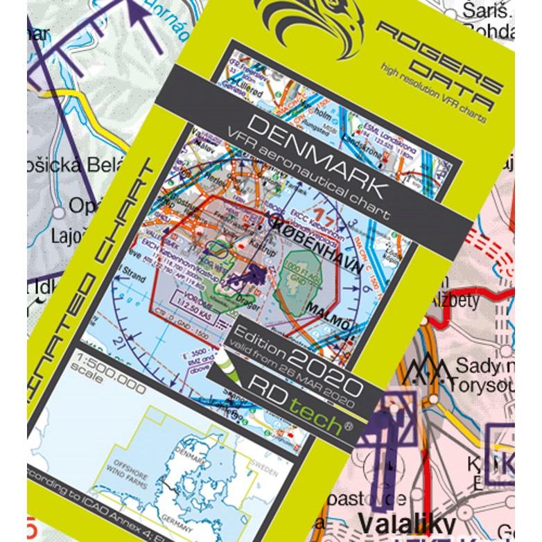 Denmark Aeronautical Chart - ICAO chart 500k 2020.JPG