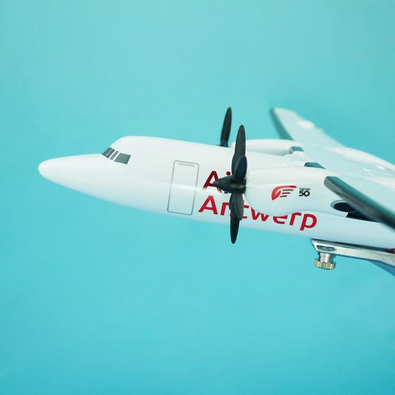 Air Antwerp scale model 100 - 2