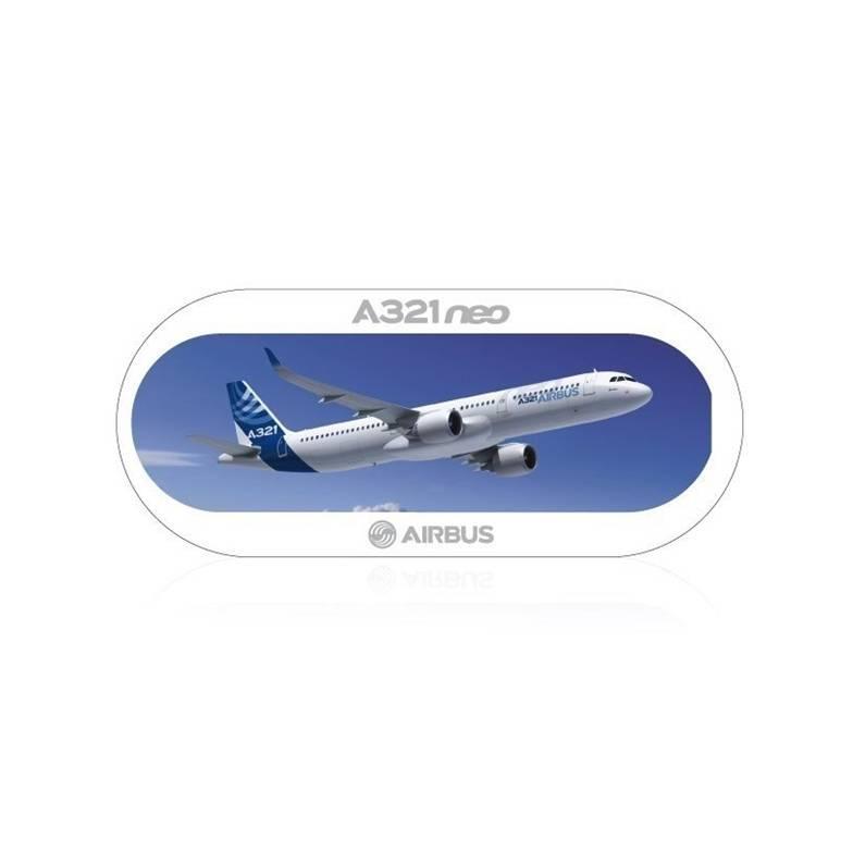 AAY032AF a321neo-sticker