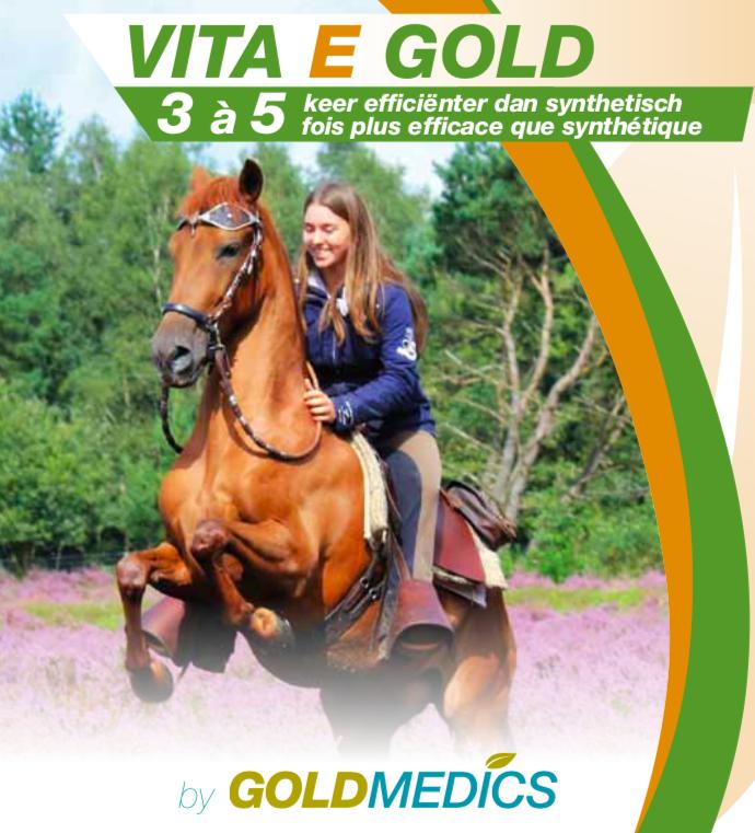 Vita E Gold Etiket