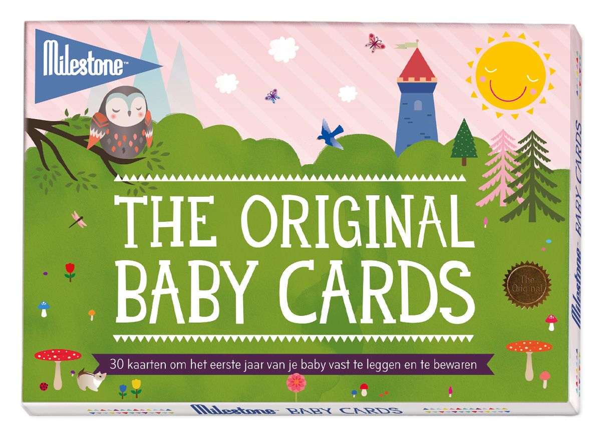 Milestone® Baby Photo Cards - Original