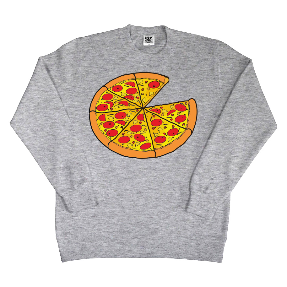Twinning sweater Pizza - Vrouw
