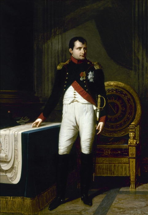 Napoleon-portrait-musee-carnavalet