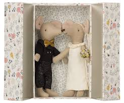 mice wedding